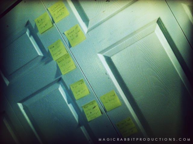storytelling closet
